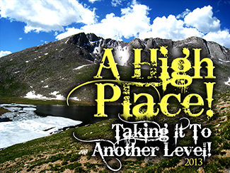A High Place (2013): Taking It To Another Level!