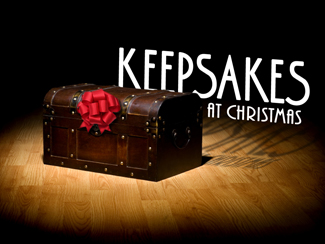 Keepsakes At Christmas!