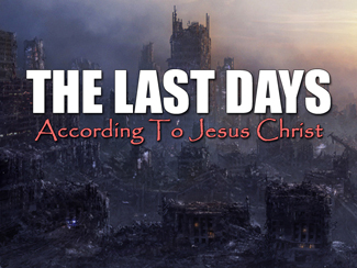 The Last Days!
