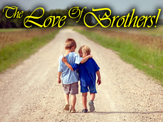 The Love Of Brothers!