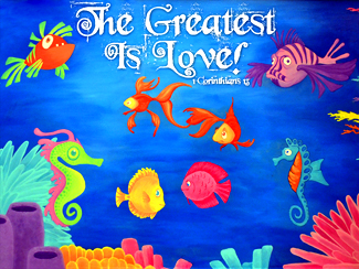 The Greatest Is Love!
